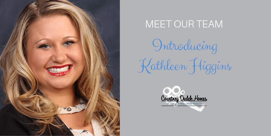 Introducing Kathleen